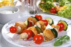 """Вкусные рецепты: Рыбный салат """"осьминожка"""" (мой вариант), Тыквенный крем-суп с карамелизированными фисташками., Naan(Индийские лепешки)"""
